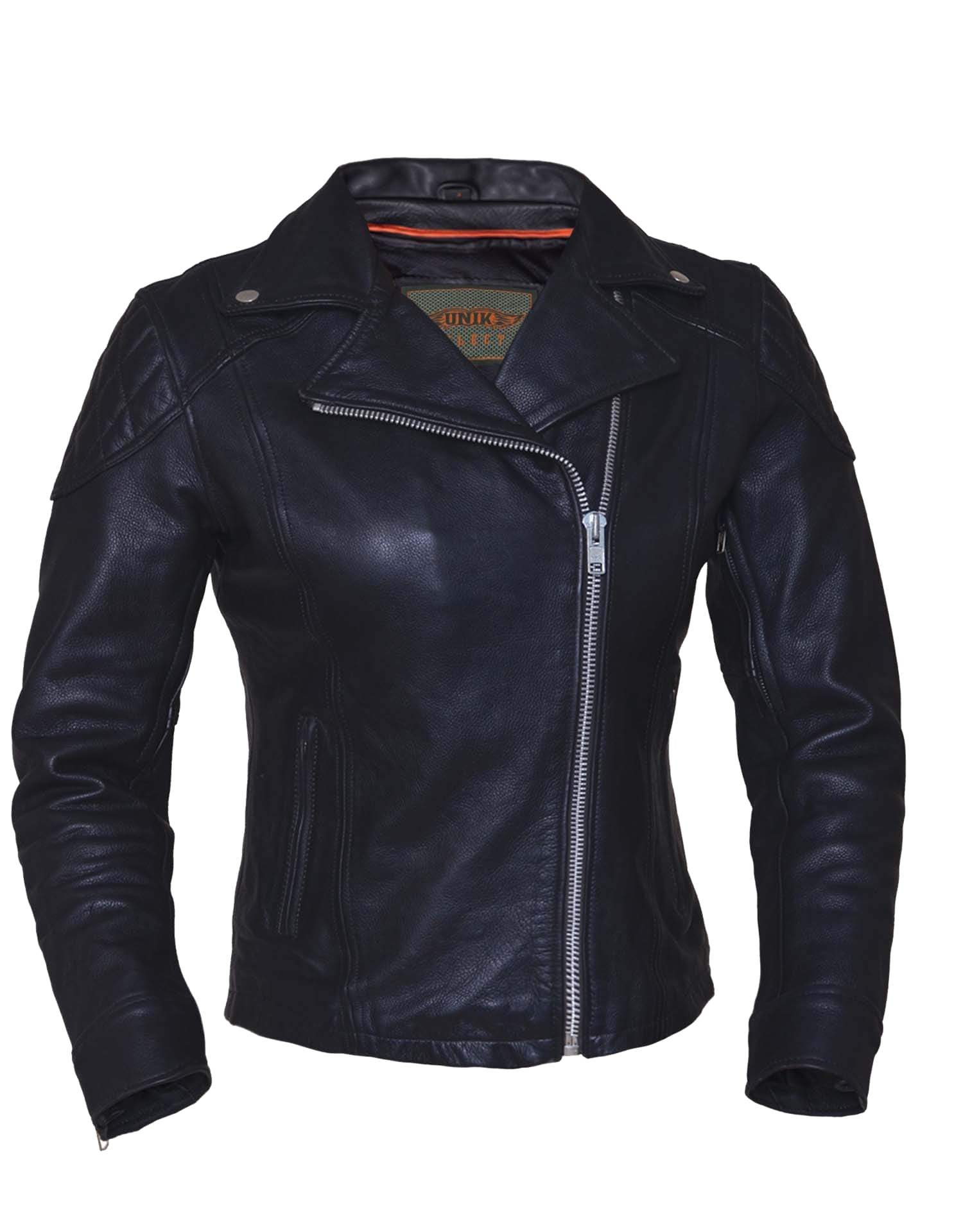 UNIK Ladies Premium Leather Jacket 3
