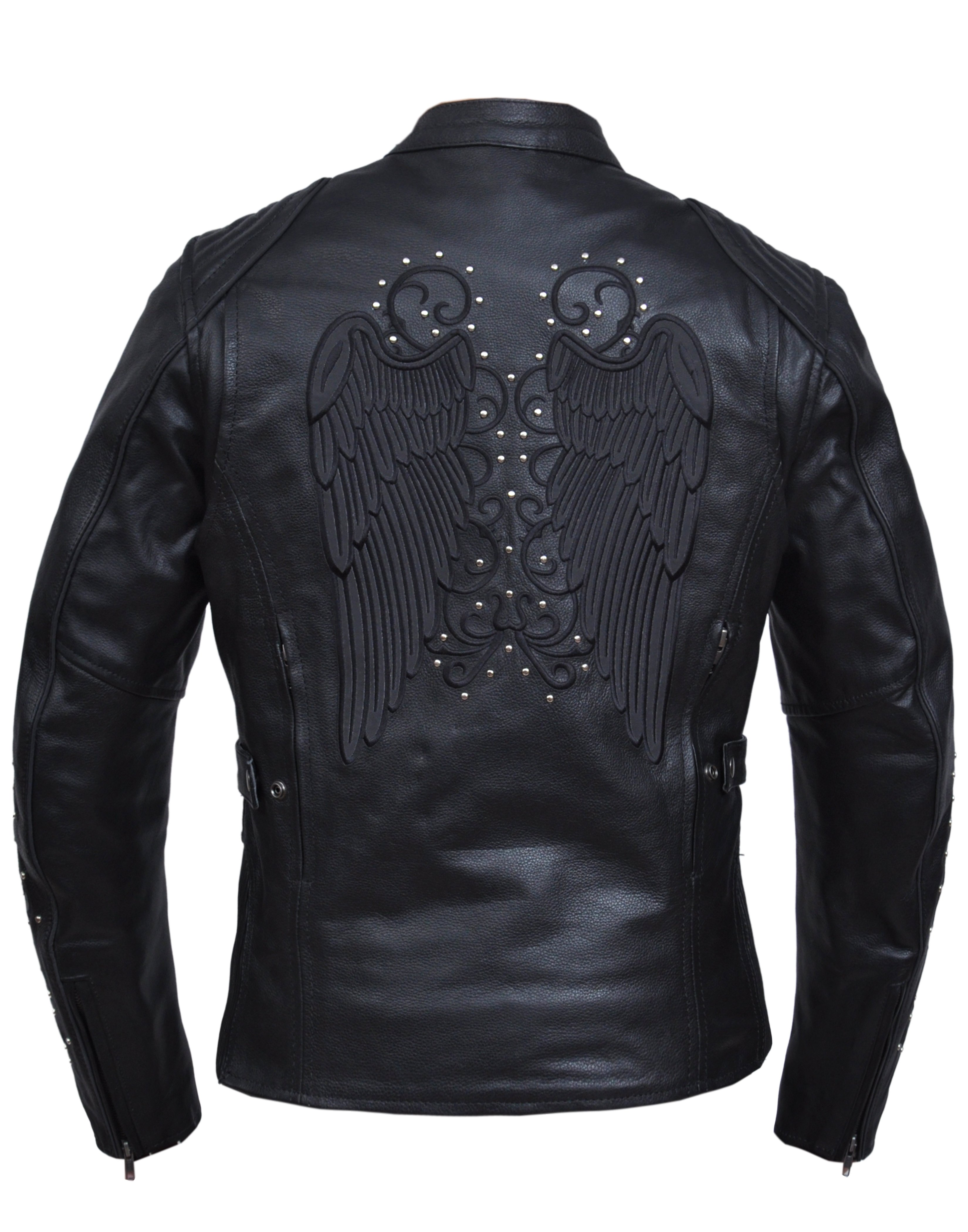 UNIK LADIES PREMIUM LEATHER JACKET 4