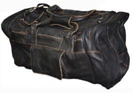 UNIK Leather Duffel Bags