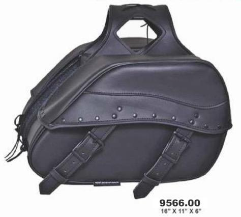UNIK PVC Saddle Bag - SKU 9566-00-UN