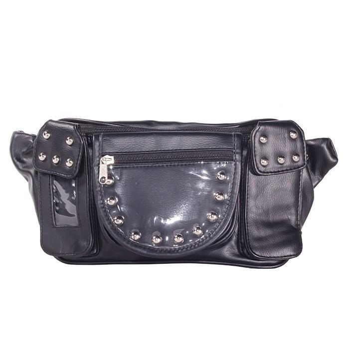 Motorcycle Magnetic TankBag with Studs - SKU TB3038-PV-DL