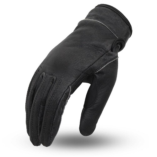 Marfa - Mens' Unlined Motorcycle Glove - SKU LL-FI206GL