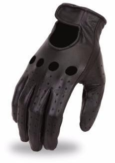 Men's Lightweight Unlined Driving Gloves - SKU LL-FI190GL-FM