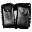 PVC Motorcycle Saddlebags  - SKU LL-SD4072-PV-DL